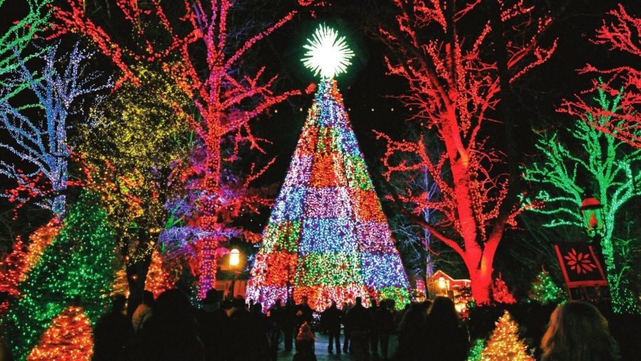 Lighting The Holiday Mood: A 2020 Review Of Local Holiday Light Shows
