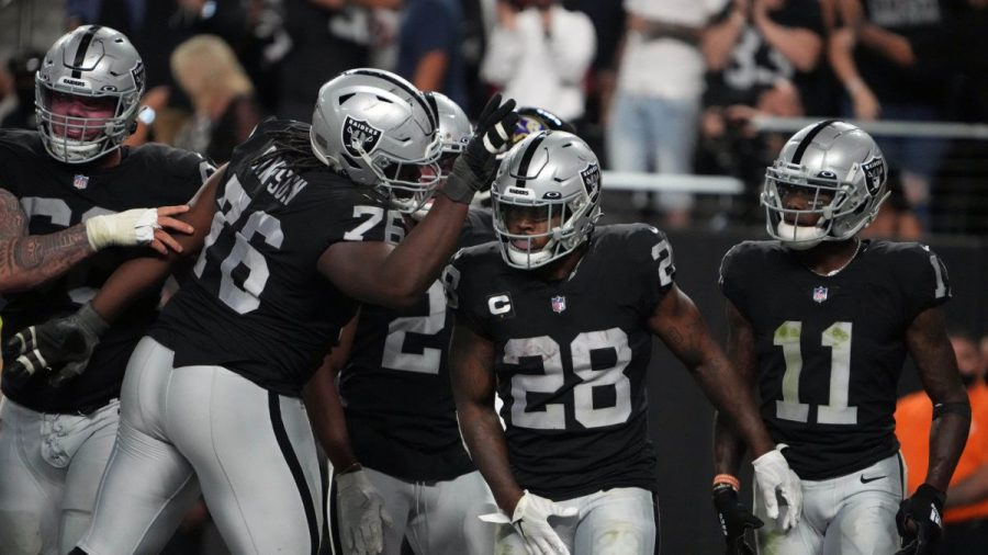 Photo courtesy of The Las Vegas Raiders official website