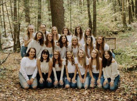 Photo courtesy of the Timberlane Dance Team
